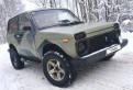 LADA 4x4 (Нива), 2001, тойота королла филдер 2000, Санкт-Петербург