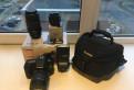 Canon 7d kit + 2 объектива + сумка
