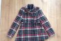 Демисезонное полушерстяное пальто Veleoz, магазин одежды милитари гладиатор, Тихвин