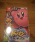 Kirby Star Allies, Nintendo Switch, Кронштадт