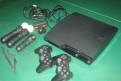 Sony Playstation 3 slim 120gb прошивается+ps move, Волосово