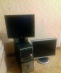 Монитор+Системник(Core 2 Duo, Dual-Core) 20шт, Санкт-Петербург