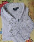 Рубашка tommy hilfiger цены, рубашка armani exchange, Колпино