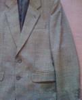 Купить мужскую дубленку турция, пиджак, Fosp