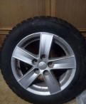 Колеса на фольксваген поло седан 15 радиус, 4 колеса с дисками, Данлоп, Санкт-Петербург