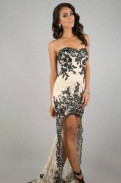 Свадебное платье корсет с жемчугом, вечернее платье размер 42-44