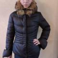 Пуховик GF Ferre (оригинал), платье для полных цветное для жаркой погоды, Саперное