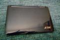 Нетбук Acer Aspire One ZG-5 N270 1.6 Ггц 1 гб, Сланцы