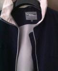 """Теплые кожаные куртки мужские, финская куртка-ветровка """"Skyline"""", Большие Колпаны"""