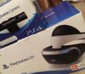 Шлем PlayStation VR с камерой V2 (очки Вр PS4 ), Санкт-Петербург