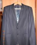 Мужская зимняя кожаная куртка мехом, костюм, Бокситогорск