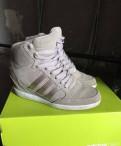 Купить зимние кроссовки тимберленд в интернет магазине, кроссовки на танкетке Adidas neo