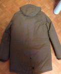 Пальто черное прямое мужское большевичка купить, куртка парка S, Лаголово