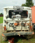 УАЗ 3151, 2001, автомат и робот ауди, Кириши