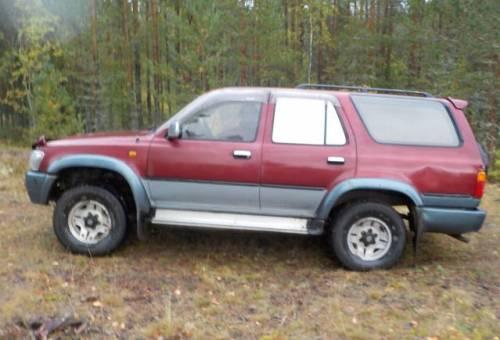 Toyota Hilux, 1993, форд фокус 2 седан цена