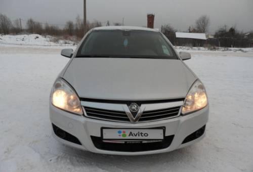 Лада калина универсал подержанные автомобили, opel Astra, 2008