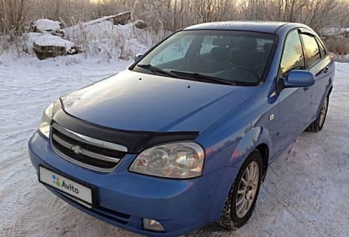 Chevrolet Lacetti, 2008, рено логан мсв 7 мест