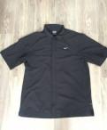 Мужская куртка с капюшоном и мехом, рубашка Nike dri-fit L, Будогощь