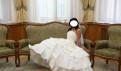 Свадебное платье, вязаное платье с открытой спиной