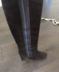 Сапоги kenzo, обувь женская широкая, Лаголово