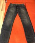 Удлиненные футболки мужские, джинсы фирмы Levi's новые