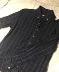Мужское пальто шинель, мужская рубашка Mango, Шушары