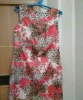 Продам платье лав рипаблик, синее платье с белым гипюром, Вырица
