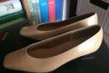 Туфли Gabor 39 размер, туфли на платформе и толстом каблуке с ремешком, Санкт-Петербург