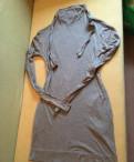 Шелковое платье Calvin Klein, платье на выпускной для полных, Лесколово