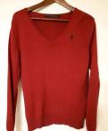 Платья для женщин с маленьким ростом, пуловер Ralph Lauren sport р-р м