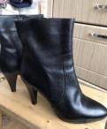Женская обувь evita, сапожки новые 40 размер