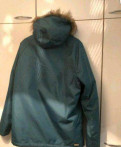Снеговик магазин верхней одежды россия, куртка Makia Raglan Jacket Sea