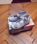 Кожаные туфли для девочки, Мга