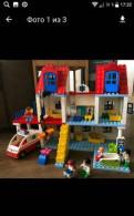 Lego duplo больница, Глебычево