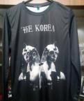 Мужское нижнее белье комплект, лонг (Long) THE korea (кофта) мерч, Большие Колпаны
