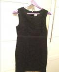 Платье москино черное с сердцем, платье от Oasis