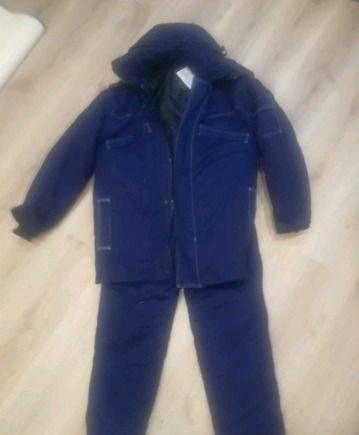 Спецодежда зима, деловой костюм для беременных