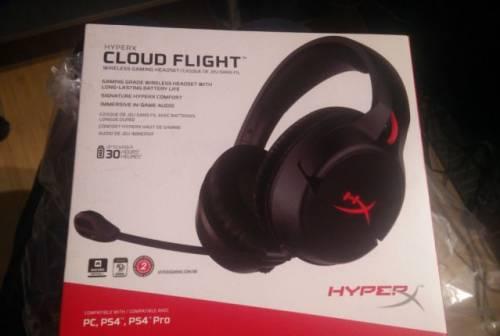 Kingston HyperX Cloud Flight (PC/PS4/Xbox One)