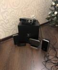 Аудиосистема Logitech z-5450, Горбунки