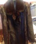 Шуба норковая 42-44, платье с рукавами епископ, Новый Свет