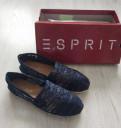 Купить женские кроссовки в интернет магазине недорого, новые эспадрильи esprit, Кипень