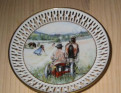 "Тарелка 12 см диаметр Дания ""Harvest"" сбор урожая"