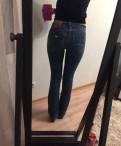 Меховые жилетки с рукавами цена, джинсы Armani клеш