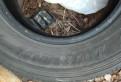 Продам резину Dunlop б/у, шины на мазда мпв 2001, Сертолово