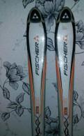 Горные лыжи 168см. и ботинки размер 42. 5, Рощино