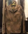 Кожаная куртка, марка одежды бонита, Санкт-Петербург