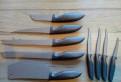 Набор ножей, 9 штук