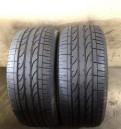 Bridgestone h/p sport 255/55/18 2летних колеса, шкода октавия а7 зимняя резина, Санкт-Петербург