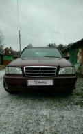 Продажа авто по россии рено, mercedes-Benz C-класс, 1998, Каменка