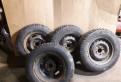 Зимние колёса, колеса r20 на уаз патриот